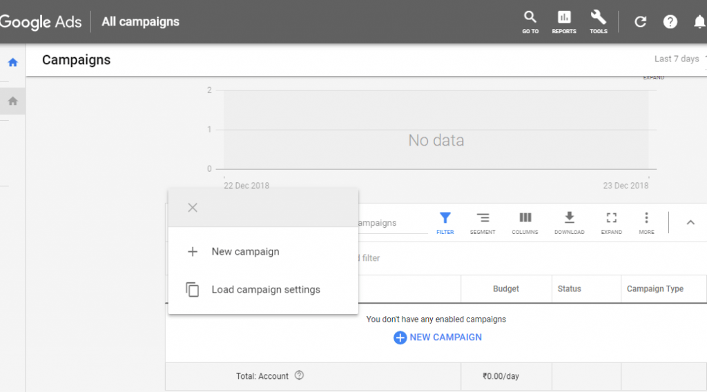 How I Create Call Only Ads In New Adwords 2019